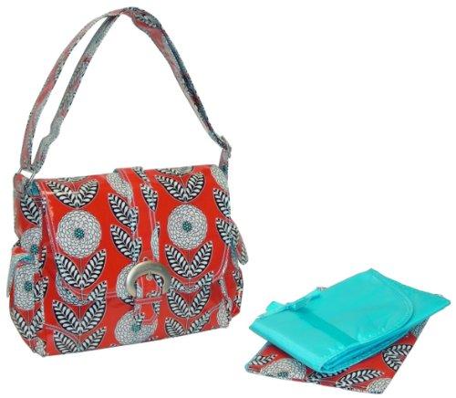 kalencom-fashion-diaper-bag-changing-bag-nappy-bag-mommy-bag-midi-coated-buckle-bag-zinnia