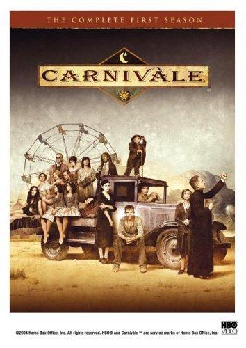 Carnivale: Complete HBO Season 1 [2003] [DVD] [2005] by Amanda Aday (World Series 2005)