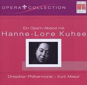 Ein Opernabend mit Hanne-Lore Kuhse (Wagner, Beethoven, Händel, Mozart, Verdi)