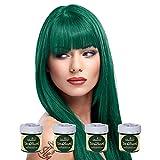 La Riche Directions Haarfarbe 4 Pack (Alpine Green - Alpengrün)