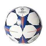 adidas Fußball Finale 15 FC Bayern München Capitano, weiß/craft rot f12/royal, 5, S90234