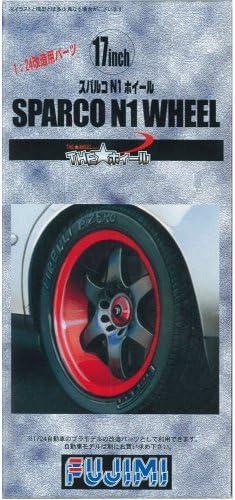 1/24 La srie srie srie de la roue n ‹ 58 17 Sparco N1 (japon importation) | Pour Gagner Un Haut Admiration Et Est Largement Trusted Et à L'étranger  3e67c8