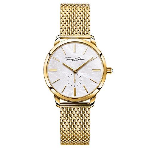 Thomas Sabo Damen Armbanduhr WA0302-264-213-33