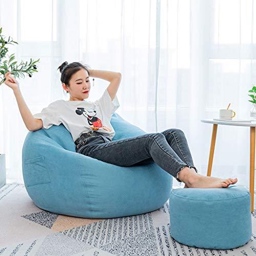 Bean Bag Chairs Home Garden Sofa Sack Bean Bag Chair Puff