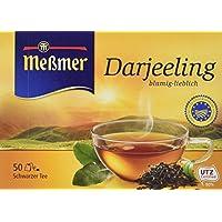 Meßmer Darjeeling 50 TB, 2er Pack (2 x 87,5 g Packung)