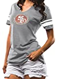 Majestic GO FOR TWO Jersey Top - San Francisco 49ers grau XL