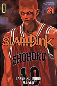 Slam Dunk Edition simple Tome 21