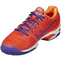 Asics Gel-Solution Speed 2 Clay, Tennis Femmes