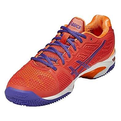 ASICS Gel Solution Speed 2Clay, Chaussures de tennis pour Femme, Femme, rose bonbon, 11