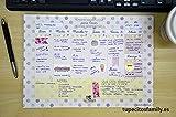 Tupecitos Family - Organizador Semanal - 60 hojas