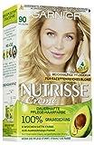 Garnier Nutrisse Creme Coloration Hellblond 90, Färbung für Haare, 1 Stück