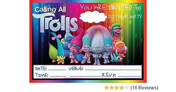 PJ MASKS CHILDRENS BIRTHDAY PARTY INVITES INVITATIONS X 20 PACK EBS Xmas Ornaments