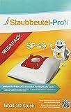 20 Staubsaugerbeutel geeignet für AEG UltraSilencer USENERGY von Staubbeutel-Profi®