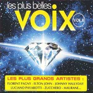 Les Plus Belles Voix Vol.2