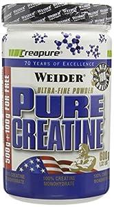 Weider Pure Creatine Powder - 600 g, Neutral by Weider Nutrition