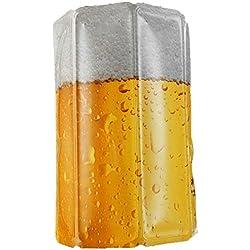 Vacu Vin - Enfriador rápido para botellas de 0.3 - 0.5 l