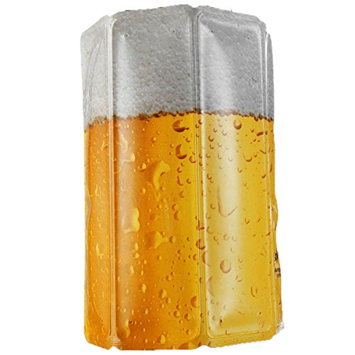 Vacu Vin Active Beer Cooler Enfriador latas botellín