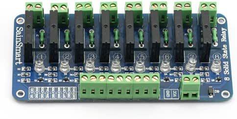 Relaismodul 2 Kanal 5V// 230V Arduino AVR Relais Optokoppler Relay