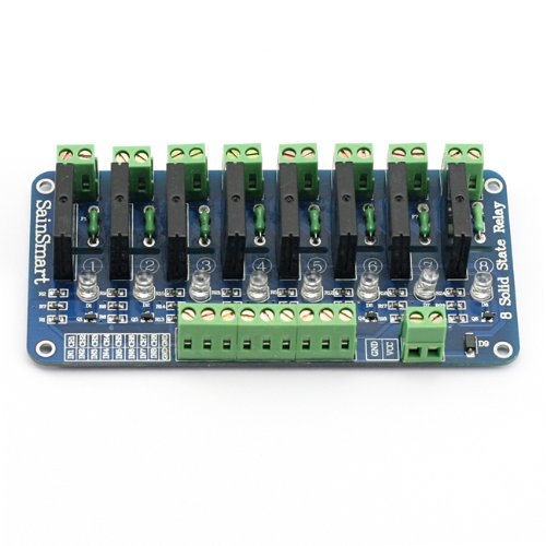 dsp modul SainSmart 8-Kanal 5V OMRON Solide Relaismodul State Relay Module Board Für Arduino ARM DSP PIC