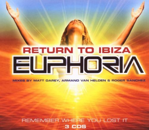 Euphoria-Return-to-Ibiza-by-Various-Artists