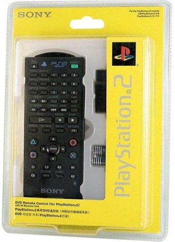 Sony DVD-Remote Telecomando - Ps2 Dvd Remote