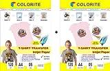 Colorite T-shirt Transfer Inkjet Paper L...