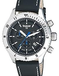 Traser H3 Reloj los Hombres Classic Master Cronógrafo 105880