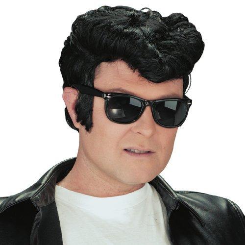rwachsene 50er Jahre Greaser Perücke ()