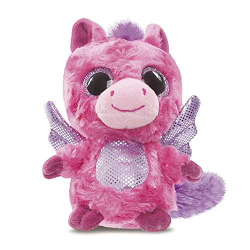 aurora-world-5-inch-yoohoo-and-friends-cerise-pegasus-hot-pink