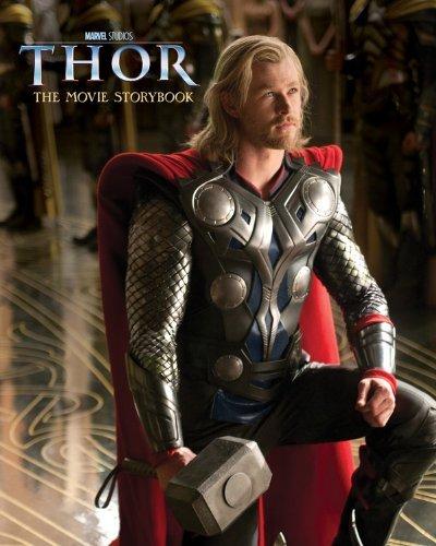 Thor Movie Storybook (The Movie Storybook) by Elizabeth Rudnick (2011-04-05)