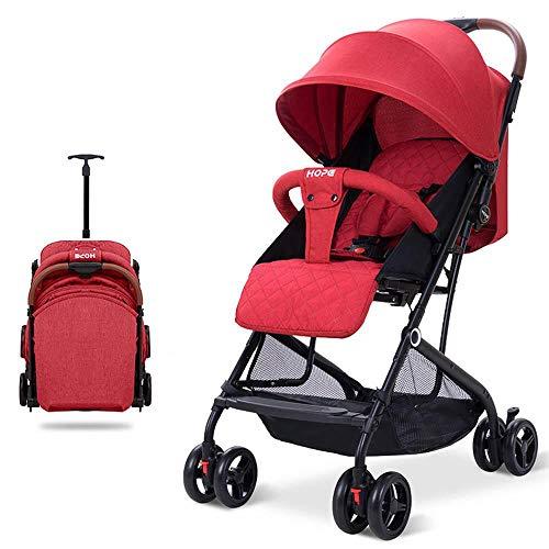 DokFin Jogger Stroller, Folding Jogger Baby Strollers, Jogging Travel System (System Baby-baby Travel)