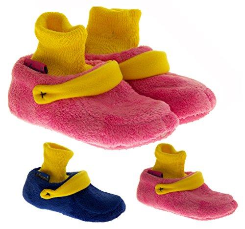 les pantoufles antidérapantes pour enfants De Fonseca