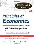 Schaum's Outline of Principles of Economics, 2nd Edition (Schaum's Outlines)