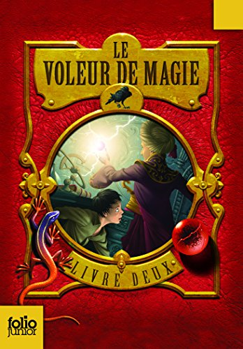 Le Voleur de magie (Tome 2-Livre deux)