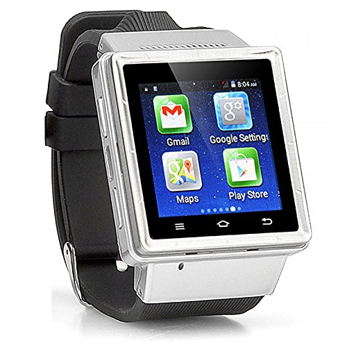 Indigi® GSM entsperrt. Android 4.4OS Touch Screen 3G Smart Watch Phone Smartphone AT & T/T-Mobile/StraighTalk