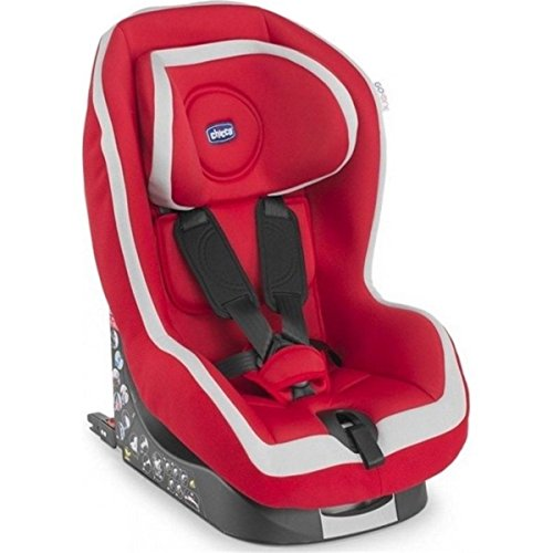 Chicco Go-One Isofix Siège-Auto Rouge