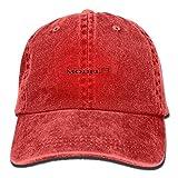 Tesla Model 3 Red Logo Unisex Adult Baseball Cap Trucker Hat Cowboy Hat Hip Hop Sports Snapback
