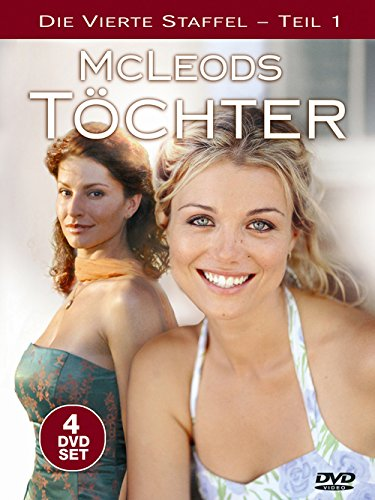 Staffel 4, Teil 1 (4 DVDs)