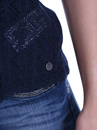 Pepe Jeans PL502533 Blusa Femmes Bleu