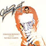 Graham Bonnet/No Bad Habits (2cd+Expanded Deluxe)