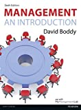 Management: An Introduction, by David Boddy - with MyManagementLab by David Boddy (2014-01-06)