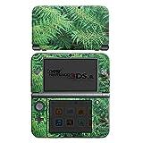 Nintendo New 3DS XL Case Skin Sticker aus Vinyl-Folie Aufkleber Farn Dschungel Wald