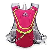 Best Salomon Running Hydration Belts - Running Backpack Lightweight Hydration Vest Men Women Marathon Review