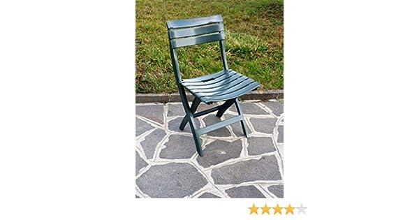 Sedie Pieghevoli Prezzi Offerte : Set sedie pieghevoli da esterno in plastica antiurto confezione