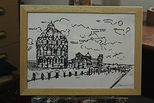 square-of-miracles-in-pisa-design-magic-marker-on-a4-paper-of-size-inch-116x003x82-inch-original-dra