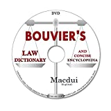 Bouvier's law dictionary and concise encyclopedia – 3 PDF...