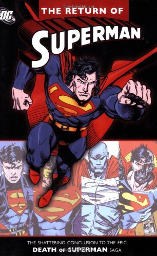 Click for larger image of Superman The Return Of Superman TP (Superman (DC Comics))