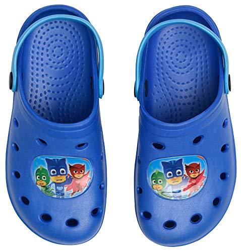 Krokodilleder-Design, Größen 5-12 Junior, Blau - dunkelblau - Größe: 28 EU ()