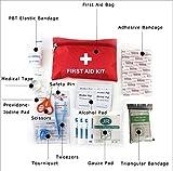 Tofree Im Freien tragbarer Ausrüstungs-Ausrüstungs-Kleiner Organisator Ein medizinischer Ausrüstungs-35pcs der Portable-Ausrüstungs-Ersten Hilfe Ausrüstungs-im Freien