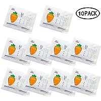 KOBWA Körperwärmer – 1 Karottenschale mit 3 Einweg-Wärmepackungen, langlebig, sicher, natürlich, geruchlos, luftaktiviert... preisvergleich bei billige-tabletten.eu